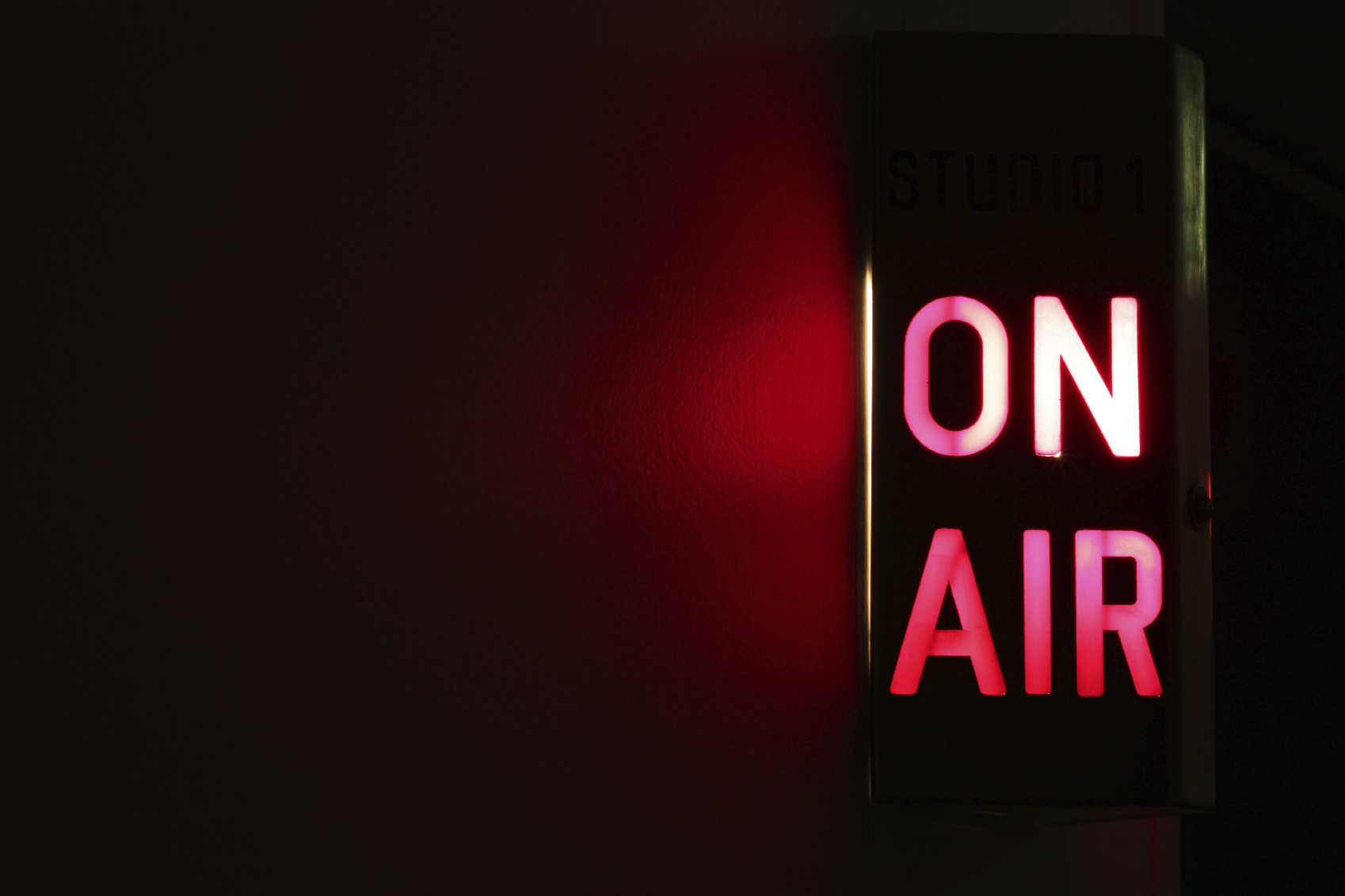 On air now